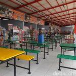 Pengelola: UMKM di Rest Area Suka Nunggak