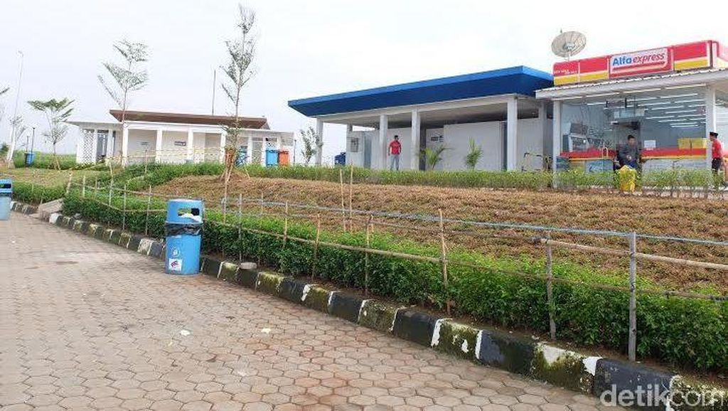 Jokowi Minta McD Cs Tak Ada di Rest Area Tol, Ini Kata KFC