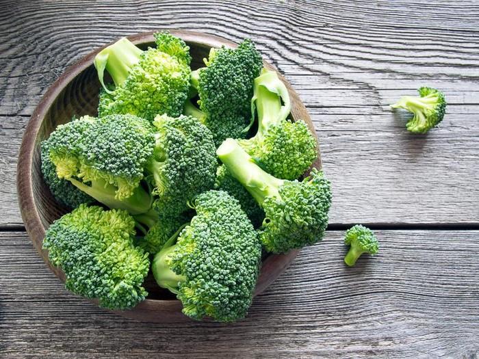 10 Manfaat Brokoli yang Bisa Kamu Coba/Foto: iStock