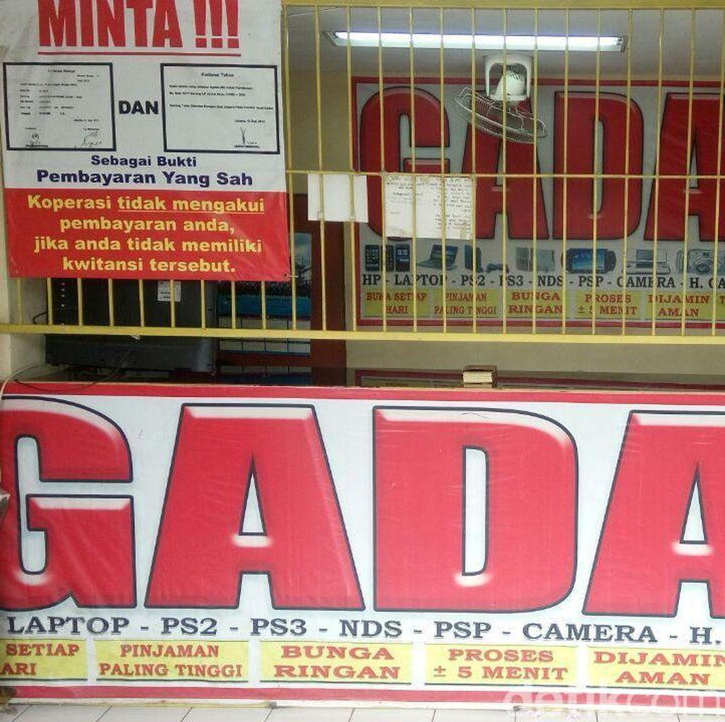Ada 585 Perusahaan Gadai Abal-abal, OJK Rangkul via Radio Dangdut