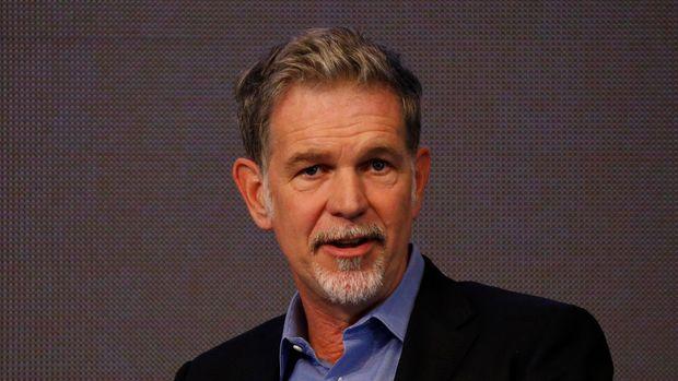 Reed Hastings, pendiri Netflix.