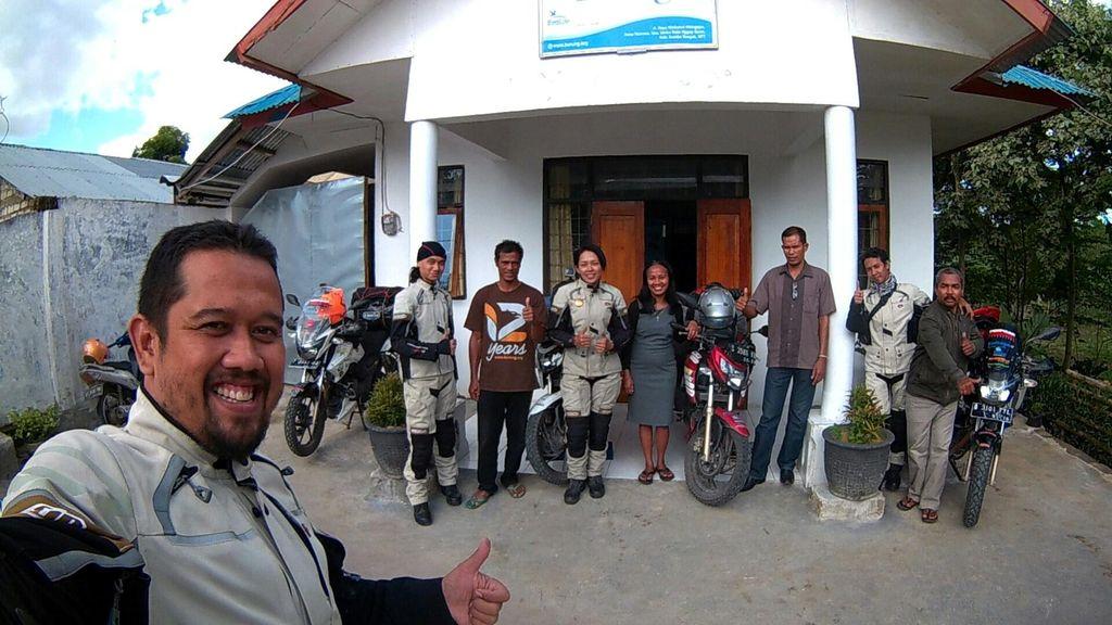 TVS Apache Indonesia Eastcapade Siap Taklukkan Indonesia Timur