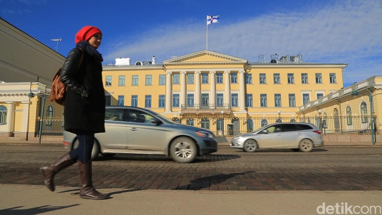 Muslim Helsinki Kini