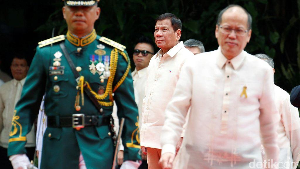 Mantan Presiden Filipina Benigno Aquino Meninggal Dunia