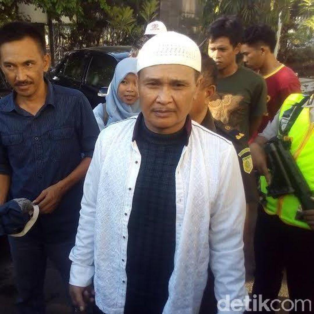 KPU Sulsel Verifikasi Berkas Bacaleg Daeng Aziz Bos Kalijodo