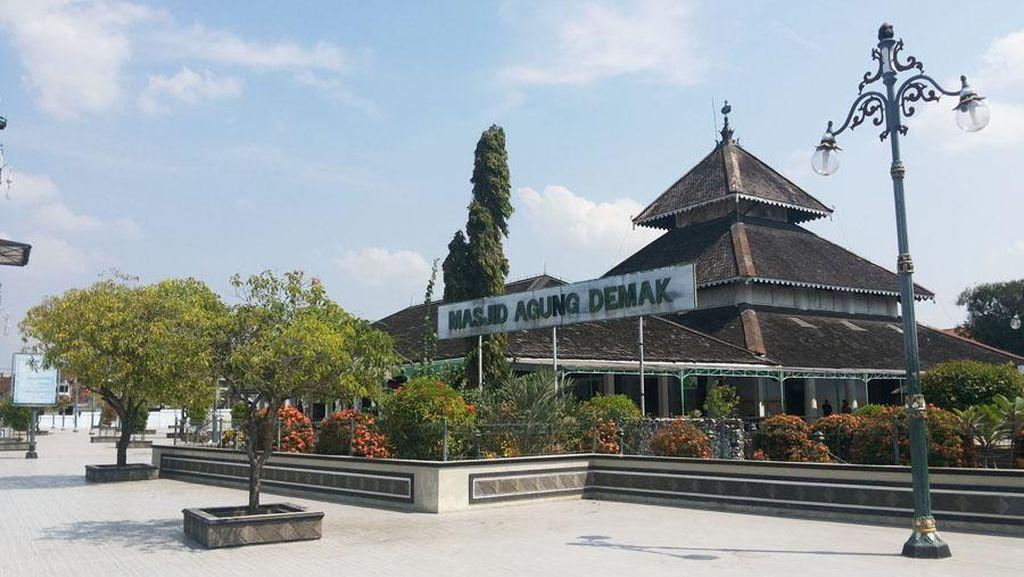Masjid Agung Demak dan Fakta-fakta Menariknya