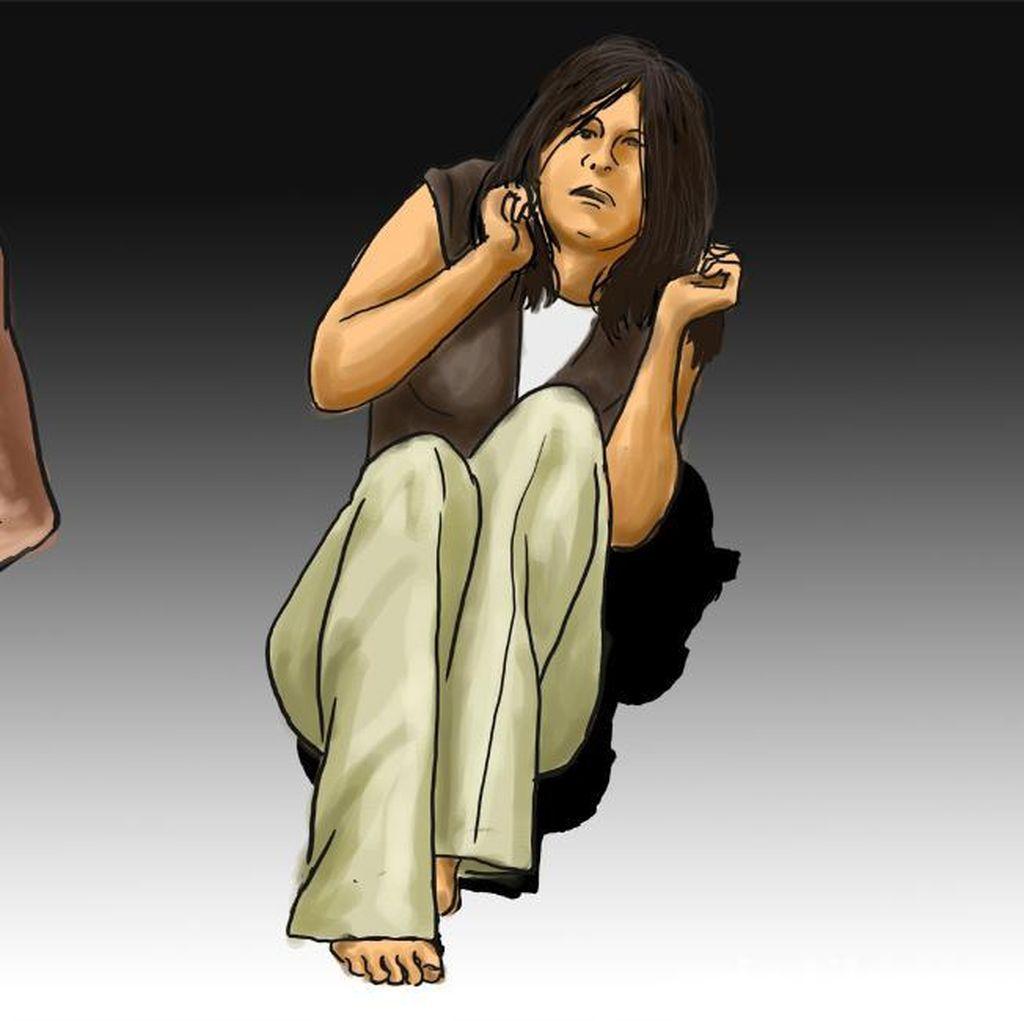 Pergoki Aksi Gesek-gesek Kelamin di KRL, Ibu Korban Marahi Pelaku