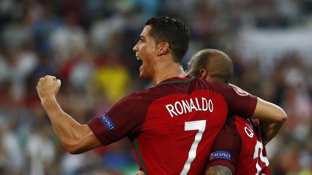 Timnas Portugal bersama Spanyol jadi tim unggulan di Grup B.