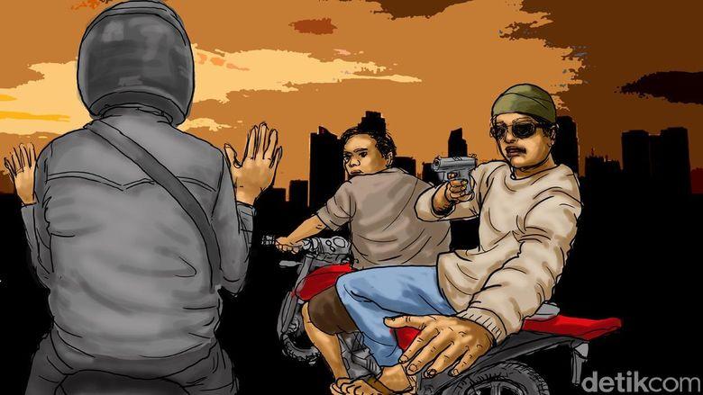 Ibu Korban Rampok di Tangerang Ditembak di Depan Suami dan Anak