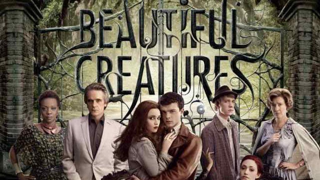 Beautiful Creatures Ramaikan Malam Minggu di Bioskop Trans TV