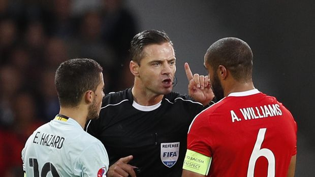Kontroversi Skomina yang Menganulir Gol Ajax ke Gawang Madrid