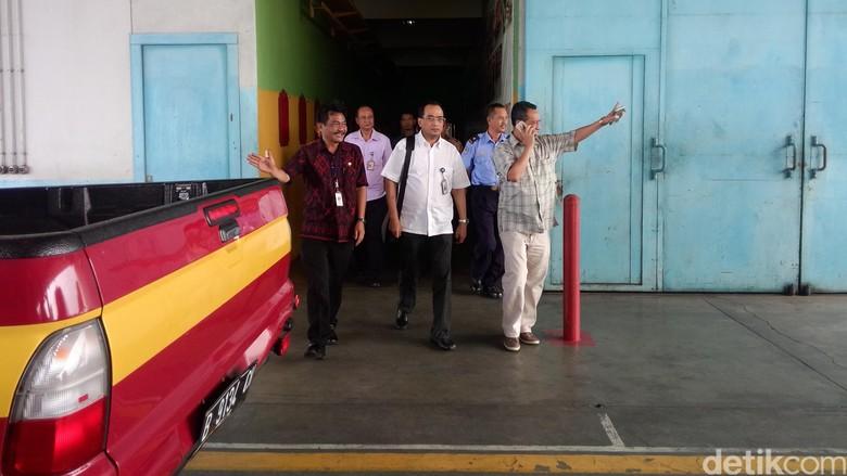 Dirut AP II Cek Keamanan Bandara dan Beri Semangat Pegawai yang Tak Mudik