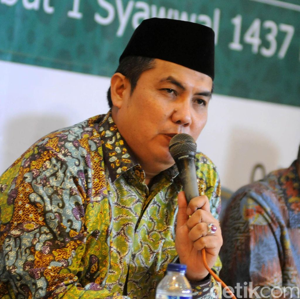 Sekjen PBNU: Jokowi Unggul Atas Prabowo di Debat Perdana