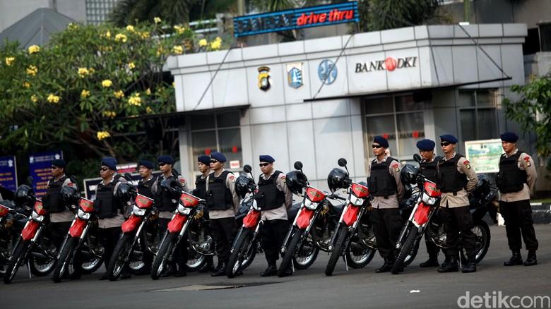 Polda Metro Perkirakan Demo 4 November akan Diikuti 35 Ribu Orang