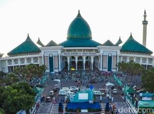 Gus Ipul Malam ini Takbiran di Masjid Al Akbar