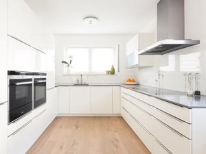 Harga Rumah Turun Karena Dapur Berwarna Putih