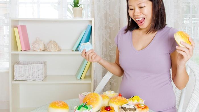 Ibu hamil tidak disarankan terlalu banyak makan makanan manis karena suatu alasan. (Foto: ilustrasi/thinkstock)