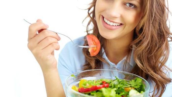 Ilustrasi pola makan sehat dan murah. Foto: Getty Images