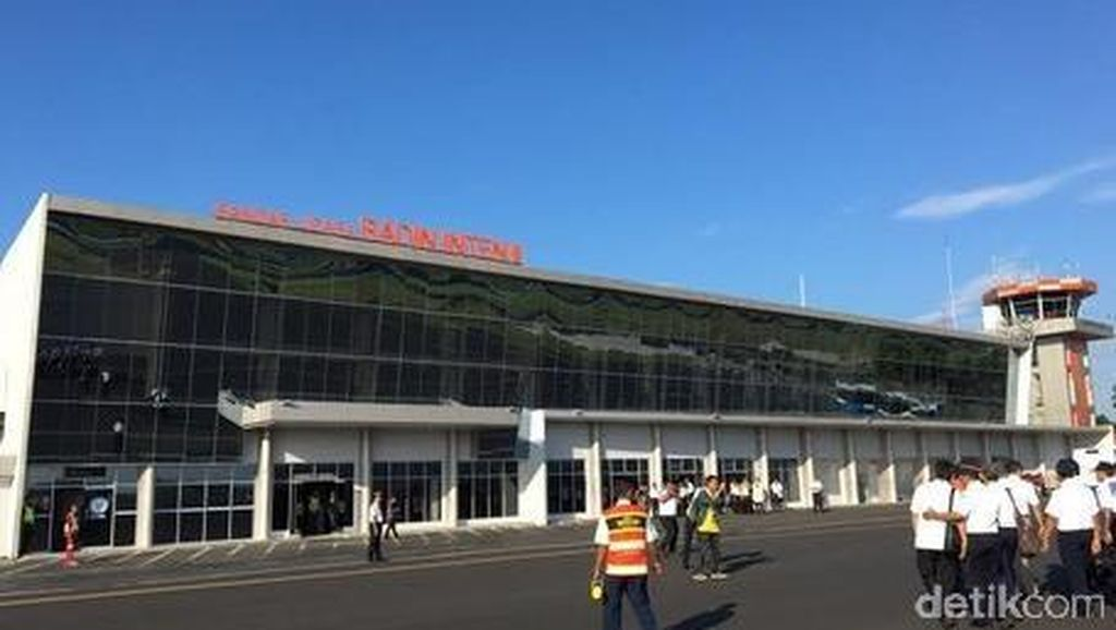 Bandara Radin Inten bakal Dilengkapi Akses Kereta