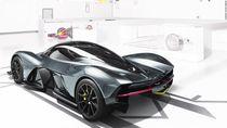 Mobil Super Aston Martin dan Red Bull Banjir Order