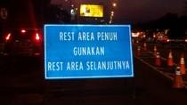 Rest Area Tol Cikampek-Jakarta KM 62 dan 52 Berlakukan Sistem Buka Tutup