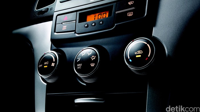 AC mobil SsangYong