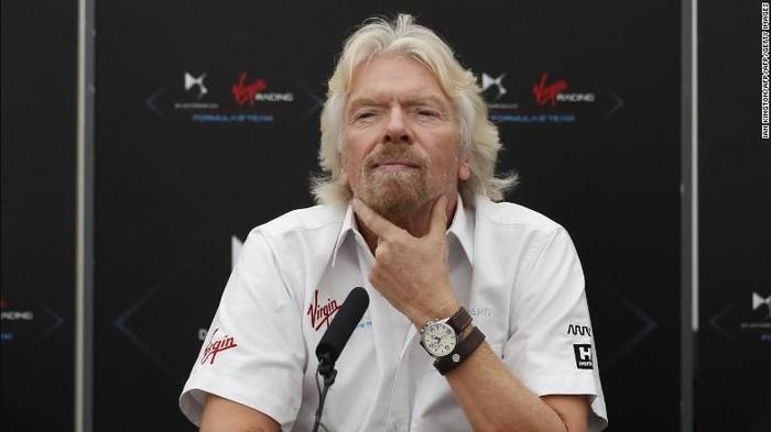 Richard Branson dan Formula E