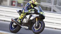 Valentino Rossi Gembleng Pebalap Indonesia di Sirkuit Misano Italia