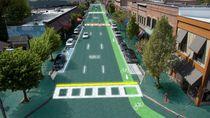 Jalanan di Amerika Serikat Akan Dipasang Panel Surya Canggih