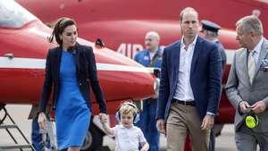 Saipul Jamil Sidang Perdana, Duel Pangeran William dan Pangeran Harry