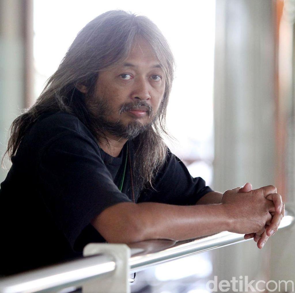 Seno Gumira Ajidarma akan Terbitkan Kumcer Transit Urban Stories
