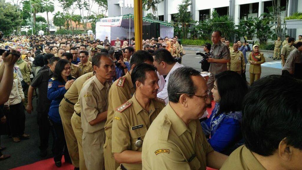 Komponen THR dan Gaji Ke-13 PNS Daerah Bakal Sama Tahun Depan
