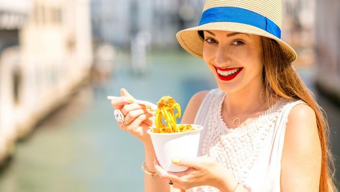 Hindari makanan berikut yang bisa mempengaruhi proses dietmu. Foto: Thinkstock
