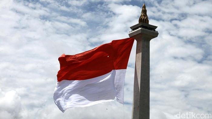 Hut Ke 74 Kemerdekaan Ri Bertema Menuju Indonesia Unggul Begini Logonya