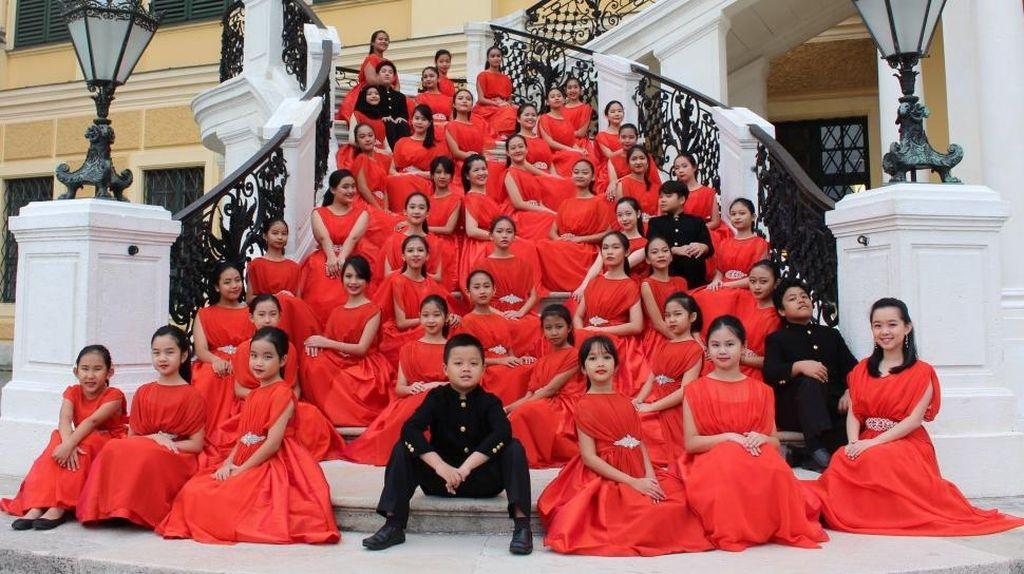 Menang di Italia, Paduan Suara Anak Indonesia Berlatih Keras 6 Bulan