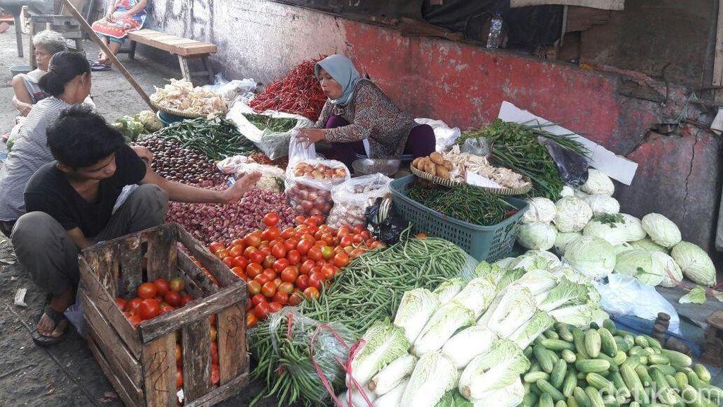 Naik Saat Ramadan, Harga Pangan Tak Jadi Pemicu Utama Inflasi