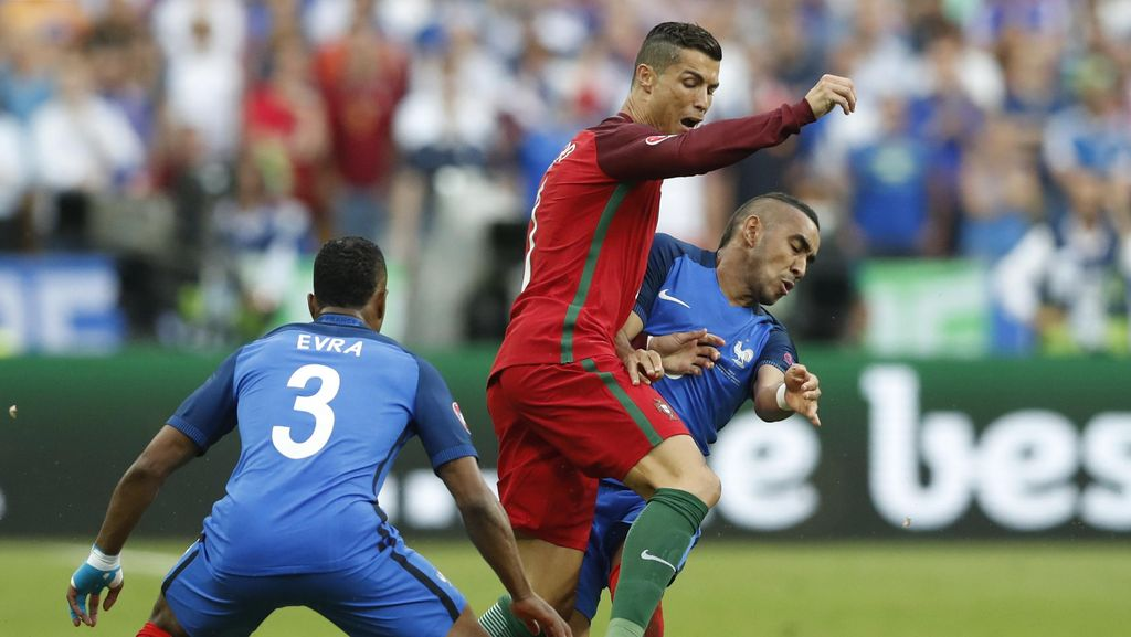 Link Live Streaming Prancis Vs Portugal