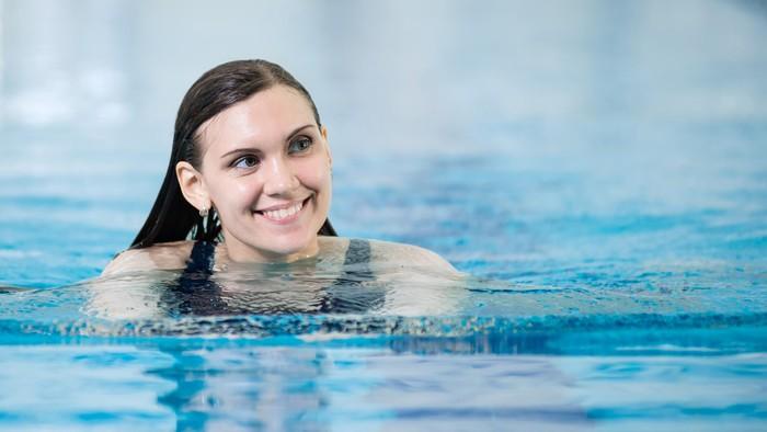 Berenang bisa menjaga sistem kardiovaskular tetap baik. (Foto: ilustrasi/thinkstock)