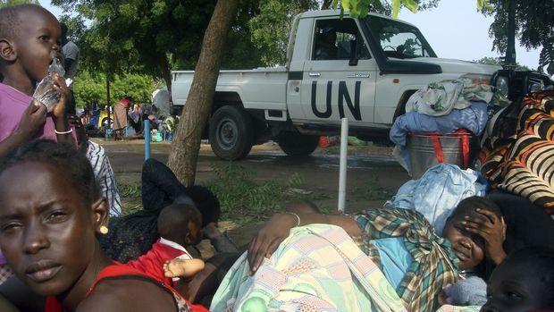 PBB Bahas Resolusi Sanksi Keras pada Penjaga Perdamaian