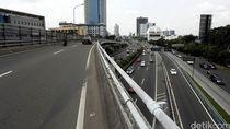 Jakarta Lengang, Tanah Baru Depok-Kuningan Hanya 35 Menit