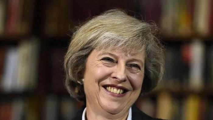 Theresa May (Foto: Reuters)