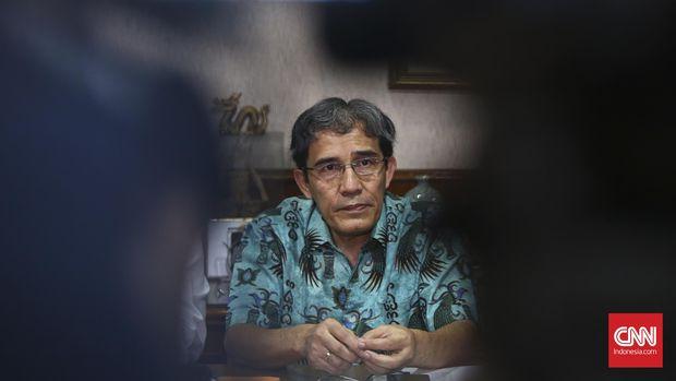 Salah satu penggugat UU Pemilu, Hadar Nafis Gumay, yang juga mantan anggota KPU.
