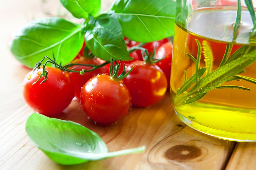 The beauty of the Mediterranean Diet