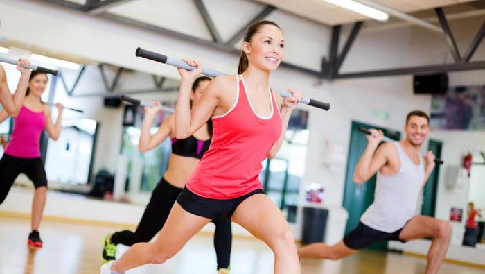 Olahraga pagi biar nggak bosan banyak caranya! Foto: ilustrasi/thinkstock