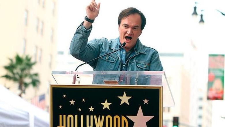 Korban Perkosaan Roman Polanski, Bantah Pernyataan Quentin Tarantino