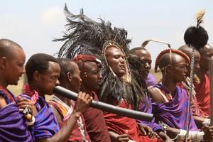 Suku-suku di Afrika yang Jadi Inspirasi Film Black Panther