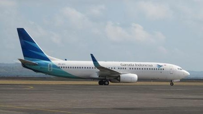 Garuda Indonesia/Foto: (Afif/detikTravel)