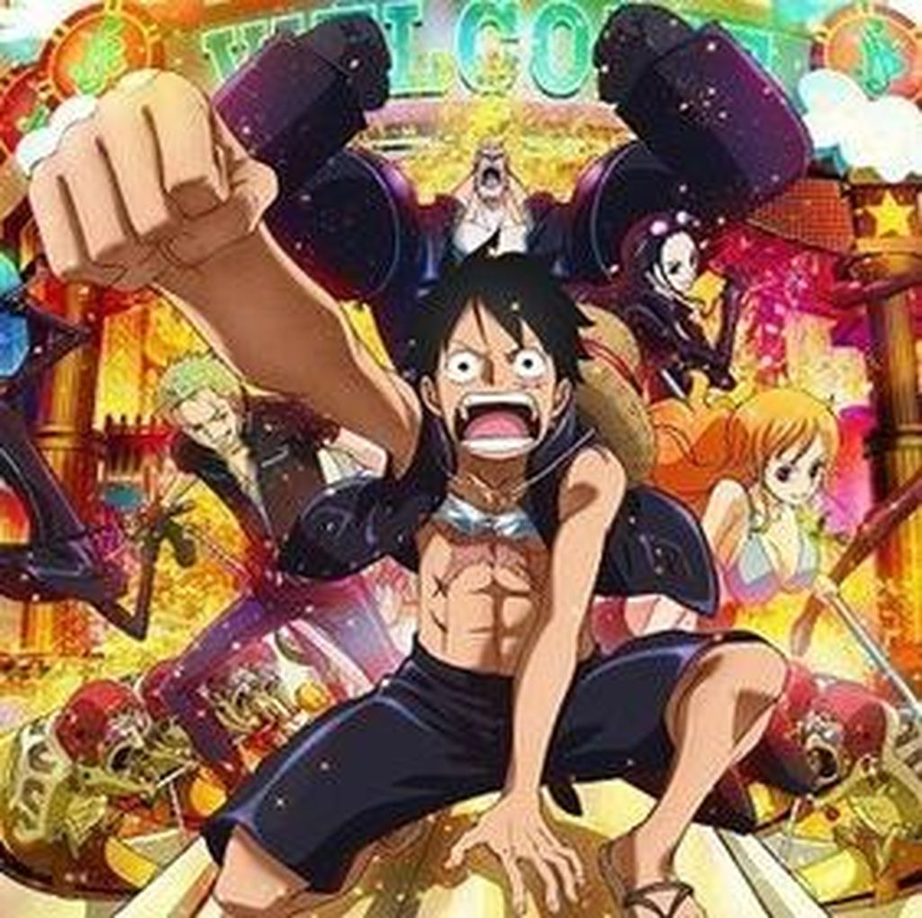 Rekor! Manga One Piece Sukses Terjual 460 Juta Kopi di Seluruh Dunia