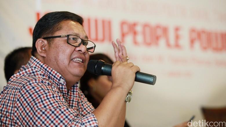 Relawan Siap Jadi Tameng Jokowi-Ma'ruf: Kami Akan Ofensif