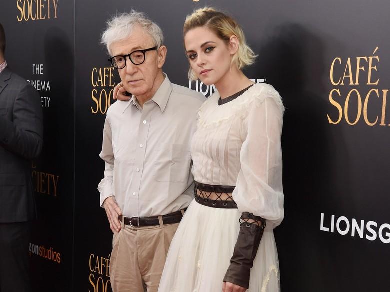 Woody Allen Tuntut Amazon Rp 950 M karena Tolak Rilis A Rainy Day in New York